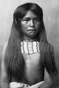 Apache indian women
